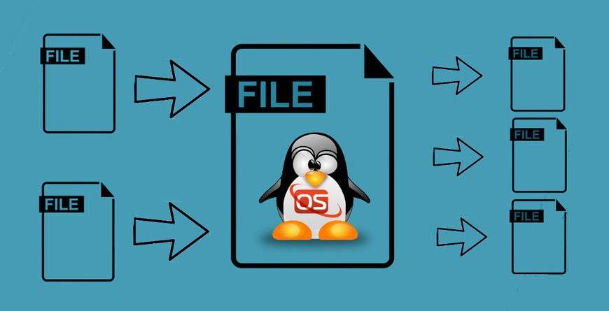 Split command : Organize your C files better