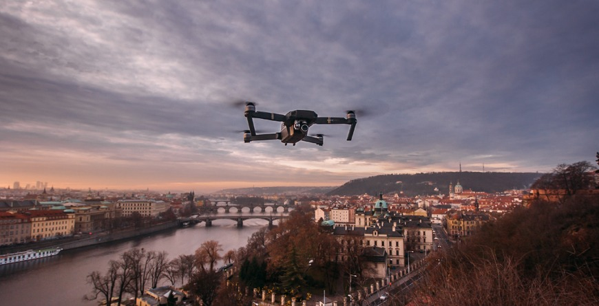 Drones: Future birds in the sky