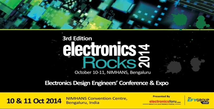 Electronics Rocks 2014