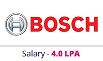 Embedded courses with placements - Company - Bosch