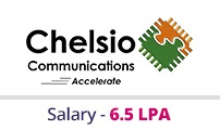 Embedded courses with placements - Company - Chelsio Communications