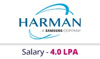 Embedded courses with placements - Company - Harman