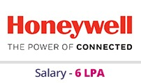 Embedded courses with placements - Company - Honeywell