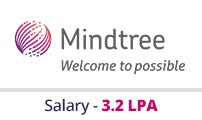 Embedded courses with placements - Company - Mindtree