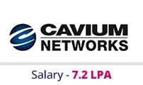 Embedded courses with placements - Company - Cavium Networks