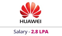 Embedded courses with placements - Company - Huawei