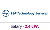 Embedded courses with placements - Company - L&T Tech Services