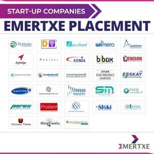 Emertxe placements - Startup companies