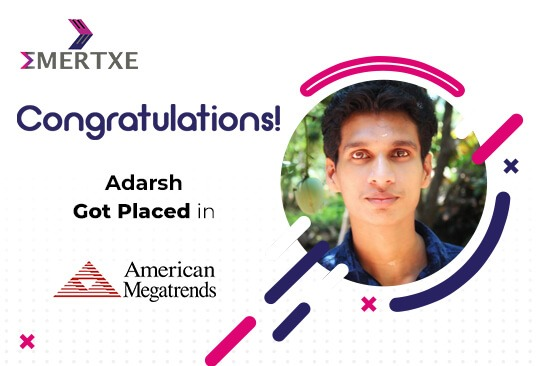 Emertxe Embedded Systems Course Review by Adarsh