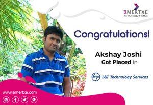Emertxe placement review by Akshay Joshi