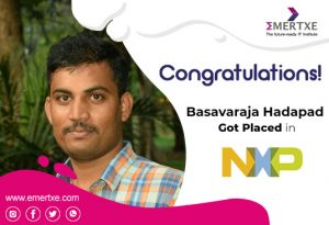 Emertxe Review by Basavaraja Hadapad