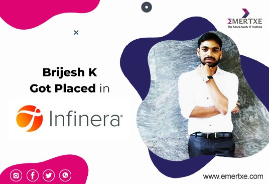 Emertxe Review by Brijesh K