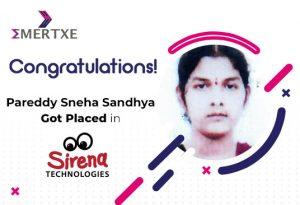 Emertxe Review by Pareddy Sneha Sandhya