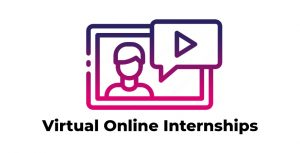 Virtual Online internships for engineering students
