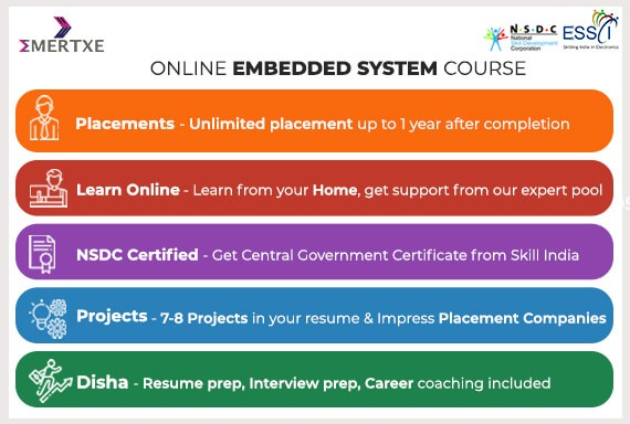 Online Embedded Systems Course - Emertxe